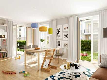 ***Barrierefrei*** Wunderschöne 2-Zimmer-Wohnung mit Privatgarten in Berlin