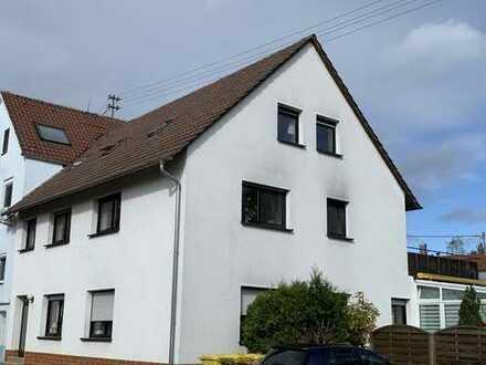 Kompakte 3 Zimmer Wohnung mit zusätzlichem 4. Zimmer in Aspach Rietenau