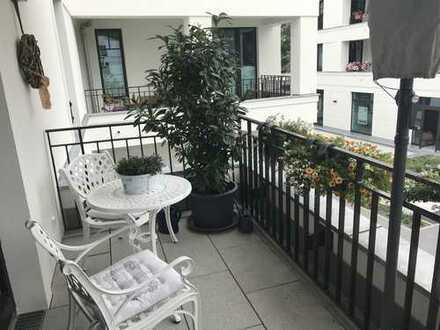 Exklusive, neuwertige 2-Zimmer-Wohnung mit Balkon und Einbauküche in Bad Saarow