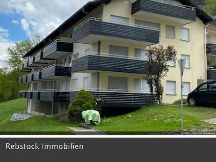 2-Zi.-ETW, Panoramasicht, gr. Blk.., teilmöbliert, Garage, Immenstadt Bühl