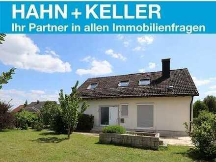 Gartentraum! Freistehendes Einfamilienhaus in ruhiger Lage von Lorch!