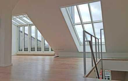 Eine Traum-Dach-Mais.-Wohnung - um diese Wohnung wird man Sie beneiden!