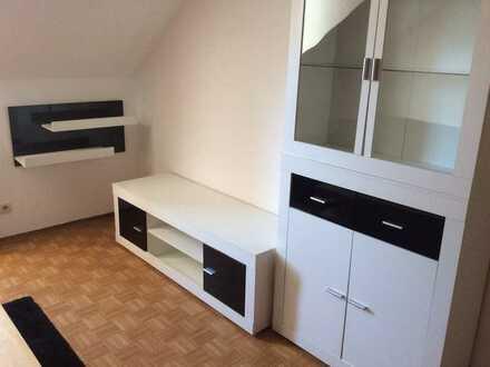 Zimmer Apartment 1-Raum-Wohnung möbliert in Trudering, München