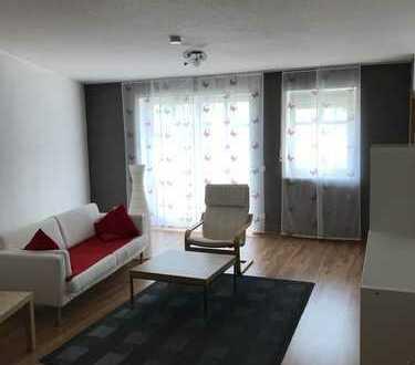 Gepflegte provisionsfreie 3-Zimmer-Wohnung mit Balkon und Einbauküche in Augsburg