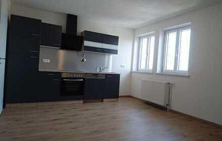 Schöne 2 Zimmer Dachwohnung in Steppach