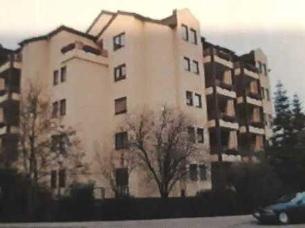 Gepflegte 2,5-Raum-Wohnung mit Balkon in Limburgerhof