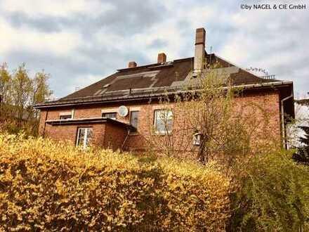 Kleines Mehrfamilienhaus zum Selbst-Ausbau!
