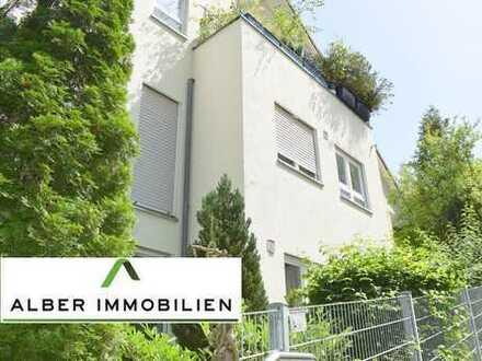 Schöne 3,5-Zimmer-Wohnung, Terrasse, Garten, EBK und Tiefgarage in L.-E. Stetten