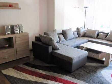 online buchbar ab 1 Monat: löffelfertige 3-Zimmerwohnung mit Internet, TV, Waschmaschine, Trockner