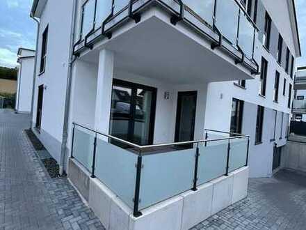 Moderne und neuwertige 3-Zimmer-Wohnung mit EBK und Balkon in Alzey