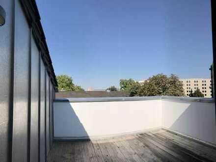 1.100 €, 60 m², 2 Zimmer DG Wohnung, vollmöbliert
