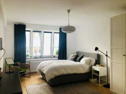 Gemütliche 2-Zimmer-Wohnung in Pempelfort