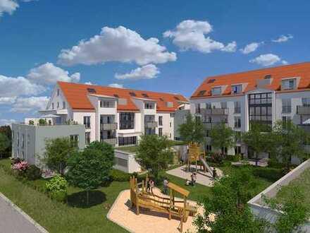 Leben in einer familienfreundlichen Nachbarschaft! 3-Zi.-Wohnung auf ca.74 m² mit Garderobe & Loggia