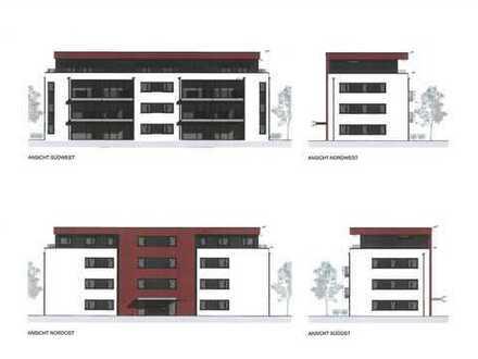 3 Zimmer-Wohnung im Neubau! Fertigstellung 2019