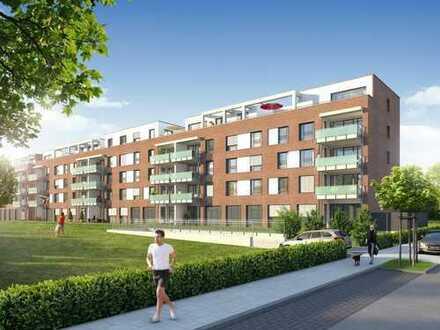 ***ERSTBEZUG, 3-Zimmer-Penthouse-Wohnung in Hannover-Bemerode***