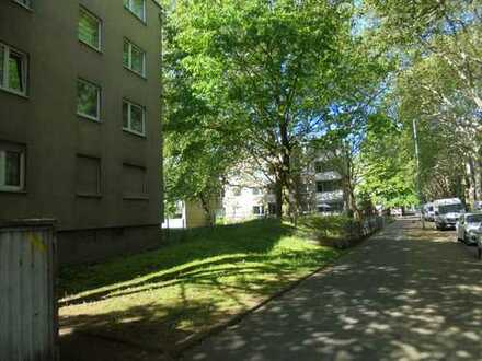Ruhig-gelegene 2-Zimmerwohnung mit Blick ins Grüne in Duisburg, WBS erforderlich,