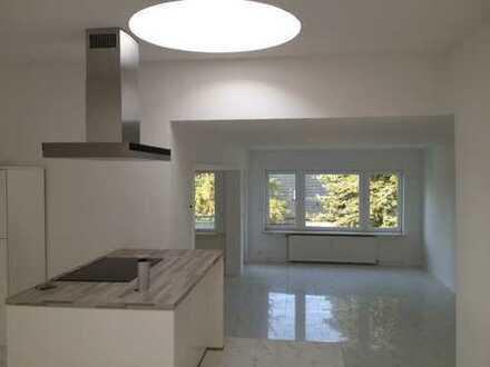 Schnäppchen !!! Luxuriöse vermietete Eigentumswohnung auf großen Grundstück