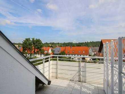 Kapitalanlage mit Potenzial: 1-Zi.-ETW mit Balkon in grüner Lage nahe dem S-Bahnhof Ötlingen