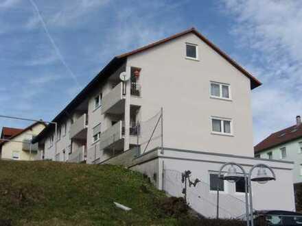 Top gepflegte 4,5 Zi.-Eigentumswohnung mit Einzelgarage in Schwäbisch Hall-Hessental