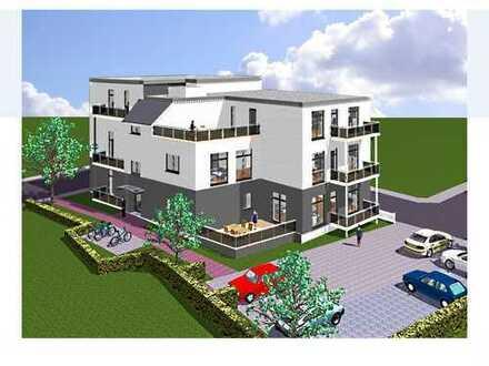 Mit Dachterrasse und Balkon: Hochwertig ausgestattete Eigentumswohnung mit Blick ins Grüne!