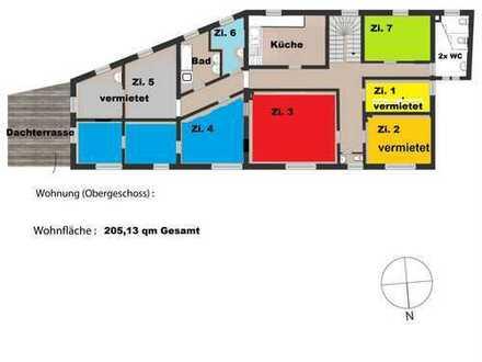 Zimmer in WG befristet für 1 Jahr mit Fenster Richtung Bach mitten in Starnberg