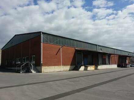 Indupark Top-Logistik im Schnittpunkt A40/A45