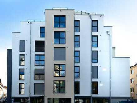 """Innenstadt: Moderne 2-Zimmer-Wohnung """"LEO"""" - Terrasse, Küche & TG-Stellplatz"""