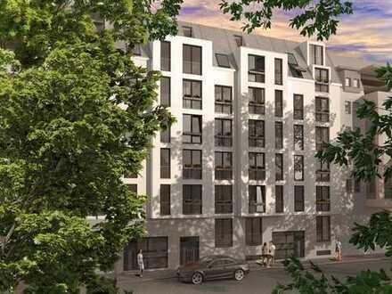 DD-Johannstadt - attraktive 2 Raumwohnung mit großer Terrasse und Gartenanteil