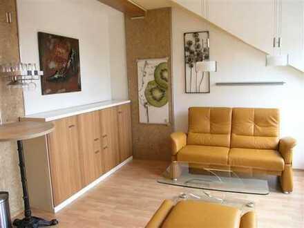 Florstadt - möblierte 1-Zi-Wohnung
