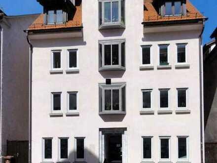 Ulm-City 4-Zi.-Etagenwohnung im 3. OG mit kleinen Balkon, EBK und TG