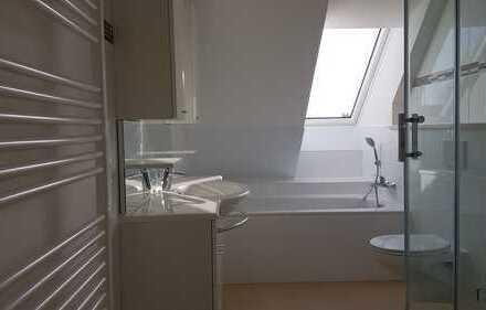 Erstbezug nach Sanierung: schöne 5-Zimmer-Maisonette-Wohnung in Dünzelbach