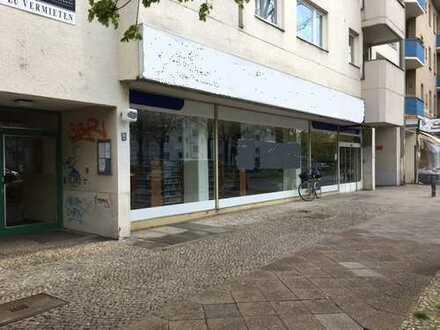 Top Angebot: 860 m² - Ladenfläche Markstraße mit Parkplätzen im Hof – 6 €/m²