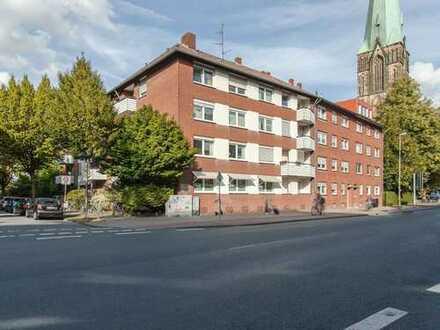 Flexibles Investment in beliebter Innenstadtlage