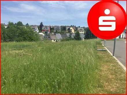 Grundstück in Hof
