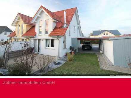 Neuwertige Doppelhaushälft in Essingen