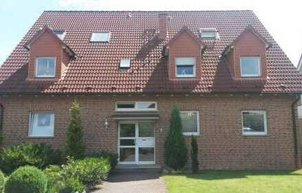 Helle und moderne Wohnung auf 2 Ebenen mit Balkon