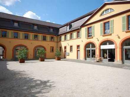 Büroräume im Herrnsheimer Schloss