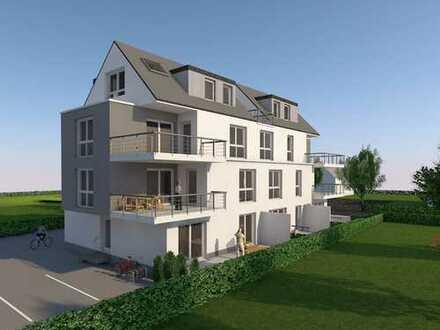 Eigentumswohnungen mit Design und Stil in Mainhausen-Zellhausen - WE6