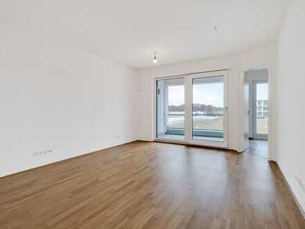 Hochwertige Neubau-Wohnung mit Loggia