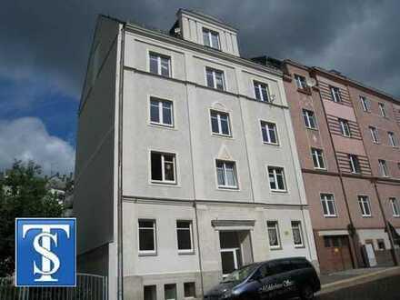77/14 - RENDITE / ANLAGE! Schöne vermietete 2-Zimmer-ETW im 3. OG in Plauen (Hammervorstadt)