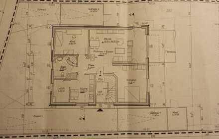 Werl-Zentrum,große hochwertige ca 112 qm EG-Wohnung im Zweifamilienhaus mit Terrasse u. Gartenanteil