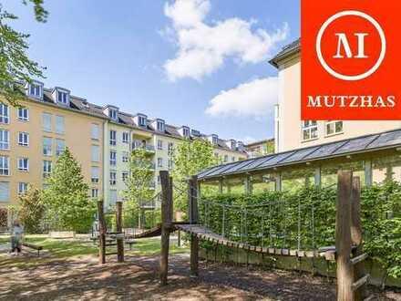 Neuwertige Drei-Zimmer-Wohnung mit großzügigem Süd-Balkon