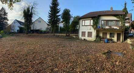 Stuttgart - Riedenberg: Traumhaftes Grundstück mit Altbestand