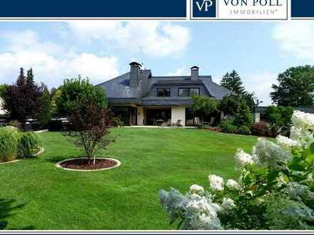 Exclusive Villa mit parkähnlichen Garten