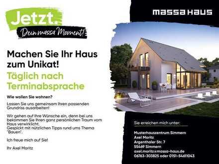 Einladung für den 24.7.2021 in unsere Musterhäuser nach Simmern!