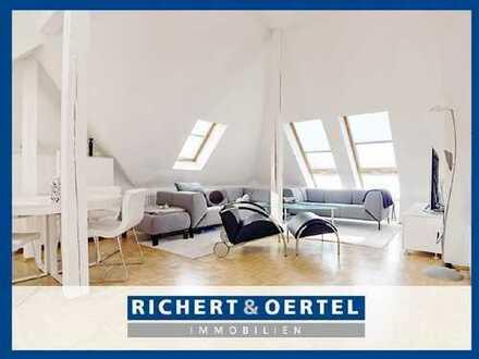 www.r-o.de +++ Dachgeschosswohnung in Toplage auf dem Weißen Hirsch