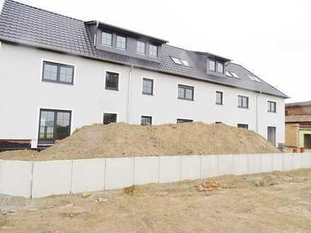 Neubau Erstbezug - Komfortabeles Reihenhaus mit Terrasse und kleinem Garten zur Miete