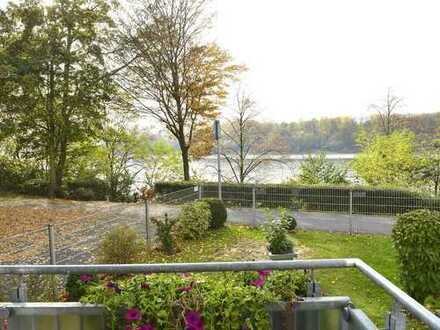 2-Zimmer Luxus-Wohnung mit Rheinblick ohne Provision in bevorzugter Lage in Köln