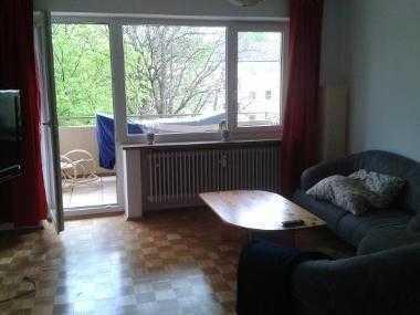 Möbliertes Zimmer in WG in Fürtstenried West (U3)