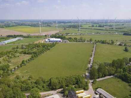 6,9 ha Industriefläche im Temnitzpark, voll erschlossen und sofort bebaubar